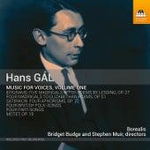 Gál: Music for Voices, Vol. 1 by Borealis