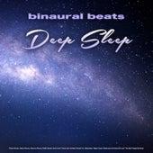 Binaural Beats Deep Sleep: Theta Waves, Alpha Waves, Gamma Waves, Delta Waves, Isochronic Tones and Ambient Music For Relaxation, Sleep Music, Brainwave Entrainment and The Best Sleeping Music de Binaural Beats Sleep