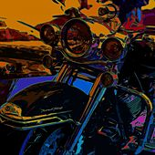 The Devil Bike de Johnny Hallyday