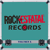 Rock Estatal Records, Vol. X by German Garcia
