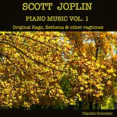 Scott Joplin: Piano Music, Vol. 1 - Original Rags, Bethena & Other Ragtimes by Claudio Colombo