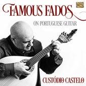 Famous Fados on Portuguese Guitar de Custódio Castelo