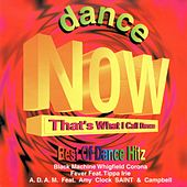 DANCE NOW That's What I Call Dance (Best of Dance Hitz) de Bruce