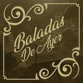 Baladas de Ayer de Emilio Jose, Isadora, Manolo Galvan, Nino Bravo