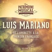 De l'opérette à la chanson française : luis mariano, vol. 4 (en public à l'olympia 1958) von Luis Mariano