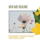 New Age Healing - Pleasant Ocean Music for Deep Sleep de Various