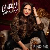 Find Me de Lauren Davidson