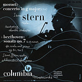 Mozart: Violin Concerto No. 3 - Beethoven: Violin Sonata No. 7 (Remastered) by Isaac Stern