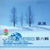 醫療 樂活音樂 泉溪 第六輯 (用音樂治療心靈 用音樂美化心靈 用音樂重生心靈) van Mau Chih Fang