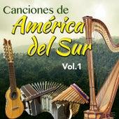 Canciones de America del Sur (Vol. 1) de Conjunto América, Duo Ecuador, Trio Vegabajeño, Los Trovadores del Cuyo, Lucho Ramirez, Alfredo Zitarrosa, Trio Los Panchos, Los Imbaya, Pepe y Chavela
