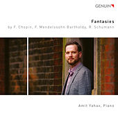 Chopin, Mendelssohn & R. Schumann: Piano Fantasies de Amit Yahav