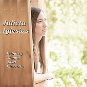 Debussy, Chopin, Liszt, Piazzolla de Julieta Iglesias