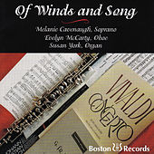 Of Winds and Song: Sacred Music for Soprano, Oboe, and Organ de Various Artists