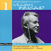 Legendary Flutist William Kincaid de William Kincaid