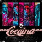 Cocaína de Pineapple StormTV, Gson, Luccas Carlos, Kroa, Chris Mc, Giovanni, Zara G