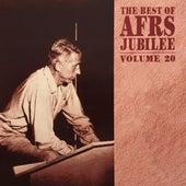 THE BEST OF AFRS JUBILEE, Vol. 20 (Live) de Various Artists