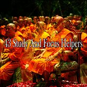 43 Study and Focus Helpers von Music For Meditation