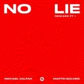 No Lie (Remixes, Pt. 1) von Michael Calfan