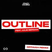 Outline (feat. Julie Bergan) (OFFAIAH Remix) von Crazy Cousinz