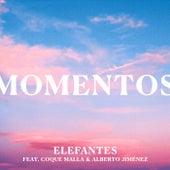 Momentos (feat. Coque Malla & Alberto Jiménez) de Elefantes