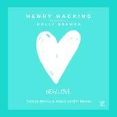 New Love (feat. Holly Brewer) [Tobtok & Adam Griffin Remix] de Henry Hacking