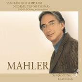 Mahler: Symphony No. 3 & Kindertotenlieder von San Francisco Symphony