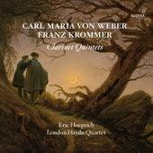 Weber, Krommer & Baermann: Clarinet Quintets by Eric Hoeprich