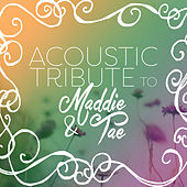 Acoustic Tribute to Maddie & Tae (Instrumental) de Guitar Tribute Players