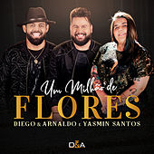 Um Milhão de Flores (Ao Vivo) de Diego & Arnaldo
