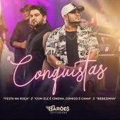 Conquistas - EP 2 (Ao Vivo) de Os Barões Da Pisadinha
