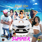 Line up Fi the Summer by Simple Ras