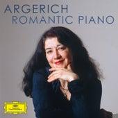Argerich Romantic Piano by Martha Argerich