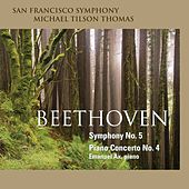 Beethoven: Symphony No. 5 & Piano Concerto No. 4 von San Francisco Symphony