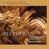 Piano Concerto No. 3 & Mass in C von San Francisco Symphony