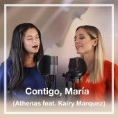 Contigo, María (feat. Kairy Marquez) de Athenas