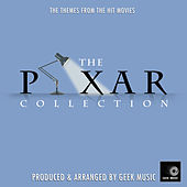 The Pixar Collection de Geek Music