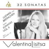 Beethoven 32 Sonatas Vol. 2 von Valentina Lisitsa