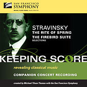Stravinsky: The Rite of Spring & The Firebird Suite von San Francisco Symphony