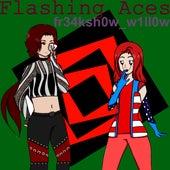 Flashing Aces by Fr34ksh0w_w1ll0w