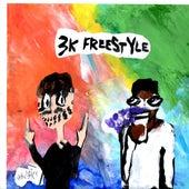 3KFREESTYLE (feat. KIDx) de Lazy3x