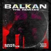 Balkan - The Remixes von The Savas