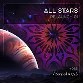 All Stars Relaunch 01 by Various Artists