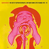 Magneticism III: The Best of Captain Beefheart & His Magic Bands (Live in Canada 1973-81) de Captain Beefheart