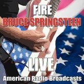 Fire (Live) von Bruce Springsteen