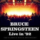 Live in '92 (Live) von Bruce Springsteen