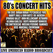 80's Concert Hits (Live) by Various Artists