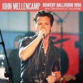 Bowery Ballroom 1998 de John Mellencamp