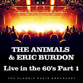 Live in the 60's Part 1 (Live) de The Animals