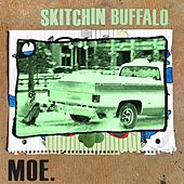 Skitchin Buffalo by moe.