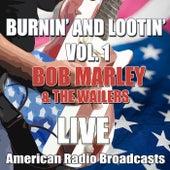 Burnin' and Lootin' Vol. 1 (Live) de Bob Marley